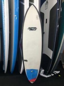 6'2 Hayden Shapes hypto krypto surfboard Caloundra Caloundra Area Preview