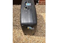 Hard shell Delsey Suitcase