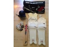 Cricket kit for Juniors (10-12 yrs)