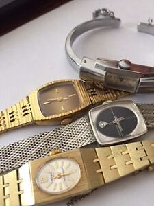 Variety of watches for sale