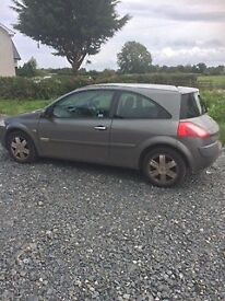 2003 Renault Megane for Sale