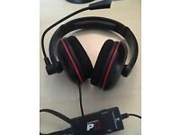 Turtle beach p11 gaming headset