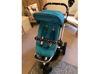 Quinny Buzz cw Carry Cot and Pram Seat