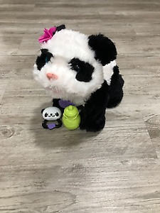 Real Friends Panda Toy