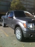 Pick-up truck for hire