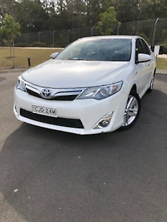 2012 toyota camry hybrid $18500 St Marys Penrith Area Preview