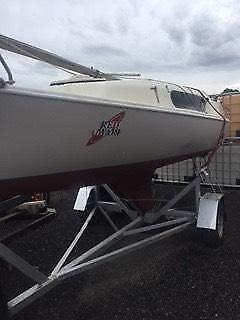 Yacht - Redwitch 18ft