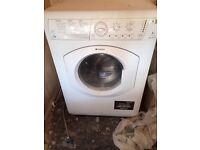 Washing machine - Hotpoint WDL5290PUK Washer Dryer