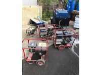 4 no Generators for Sale . Spare or repair