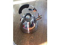 New Brand Kettle 3L Charterhouse Delta Stainless Steel