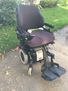 Invacare Type 3 TDX SP/SR power wheelchair London Ontario image 2