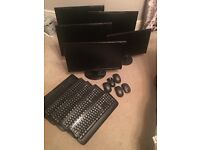 PC Monitors & Office Supplies