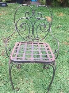 Wrought Iron Chairs In Sydney Region Nsw Gumtree Australia Free Local Classifieds