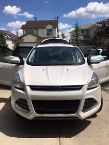 2013 - Ford Escape SEL - This will not last