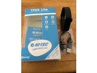 HI-TEC TREK Lite Wearable Activity & Sleep Tracker + Caller ID (smartphone tablet required)