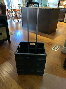 New Folding Crate