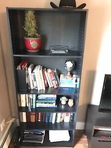 Ikea Billy Bookshelf in Black/Brown - $40 OBO