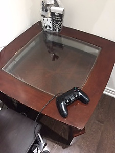 4 PIECE COFFEE TABLE FOR SALE --MOVING SALE