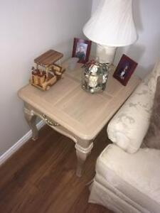 COFFEE AND END TABLES (2)