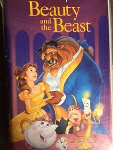 Disney and other VHS movies