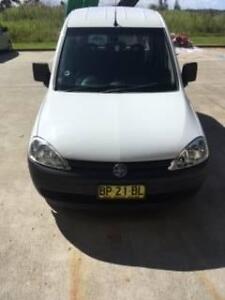 2011 Holden Combo Van/Minivan ONLY 65,000KM!! Berkeley Vale Wyong Area Preview