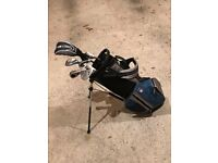 "US Kids Golf Set - Size 48"" - 6 clubs and bag."
