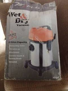 Heavey duty Dry and Wet Vaccume