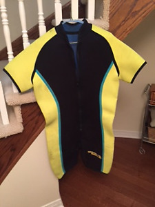 Water ski suit for water skiing/wake boarding