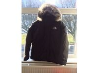 North Face men's Coat