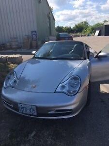 2002  Porche 911C4