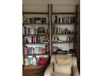 2 Large Bookcases