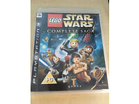 Star Wars complete saga ps3