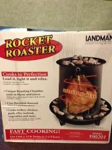 Landmann Rocket Roaster Charcoal London Ontario image 3