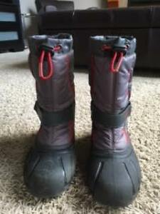 Youth Boy's size 5 Sorel Winter Boots