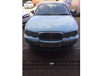 2003 Rover 75 Club SE T 1.8 Petrol With 12 months MOT For Sale