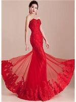 BRAND NEW MERMAID STYLE GOWN