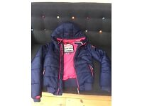 Superdry Sport Padded Jacket, Size Small