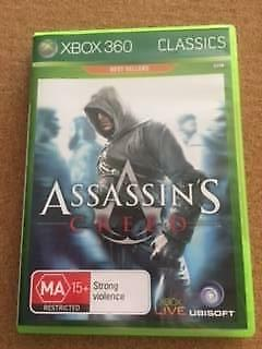 assassins creed xbox 360 game