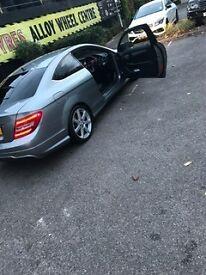 Mercedes-Benz C Class 2.1 C250 CDI BlueEFFICIENCY AMG Sport 2dr