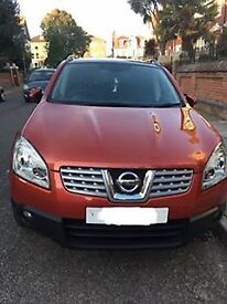 Nissan Qashqai N-Tec Sat Nav