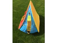 Chad Valley Pop Up Tents