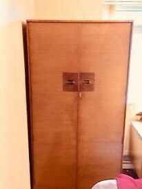 Wardrobe free for collection, collection from 1st floor flat