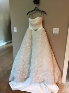 Gorgeous Wedding Dress For Sale- Reduced!