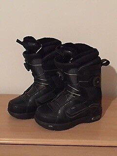VANS TRI-FIT X Snowboard Boots, US 8.5