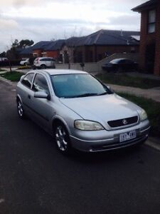 2004 Holden Astra SRI Hatchback For Sale Melbourne CBD Melbourne City Preview
