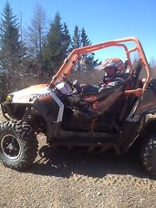 2013 Polaris RZR800 & Trailer Combo - Low Miles