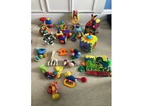 Baby and toddler sensory toys