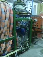 Sprayfoam equipment