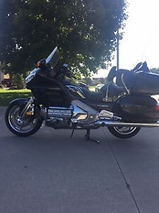 2010 HONDA GOLDWING ABS/NAV/COMFORT