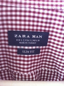 Men's Designer Shirts - Gently Used
